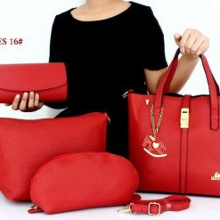 Herm3s luxe 16 Red