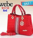 Webe W3730 red