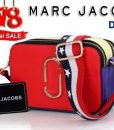 Marc Jacobs D2599 red