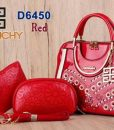 Givenchy D6450 red