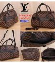 Travel Bag LV W5636 detail