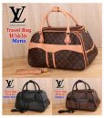 Travel Bag LV W5636 warna lengkap